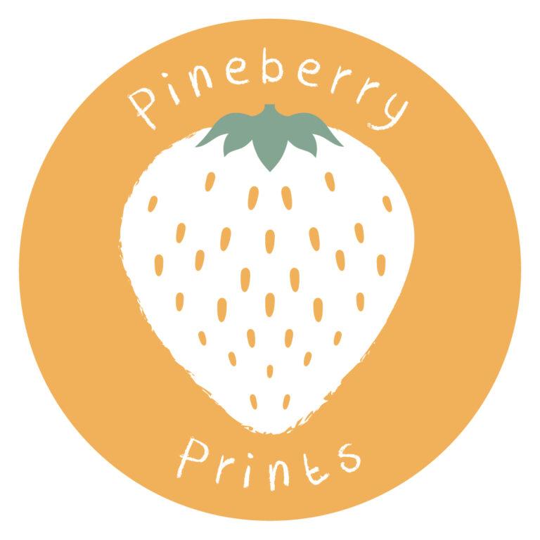 Pineberry Prints